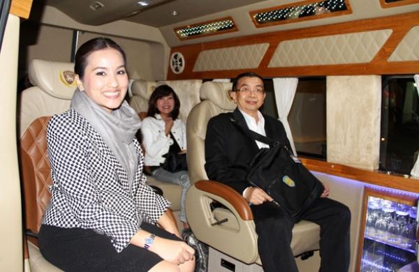 DCar tài trợ cho Hội Nghị Mạng lưới những thành phố lớn Châu Á thế kỷ 21 (ANMC21)