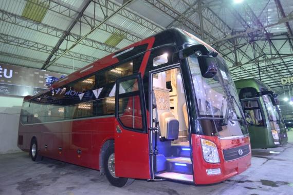 Lễ ra mắt dòng xe DCar Cung Điện Di Động, Khách Sạn Di Động và DCar Hạng Thương Gia