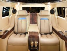 DCar ra mắt xe lấy cảm hứng từ Rolls – Royce Cullinan