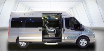 DCAR X PLUS - Ford Transit