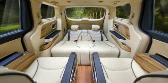 Kia sedona limousine DCar 2021