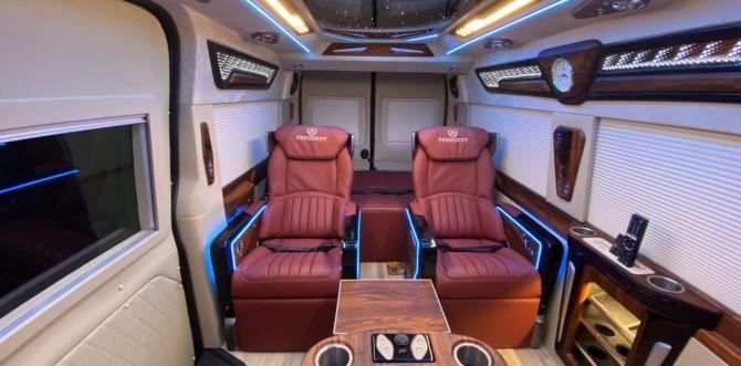 DCAR PRESIDENT - Ford Transit