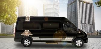 DCAR HẠNG THƯƠNG GIA - Ford Transit