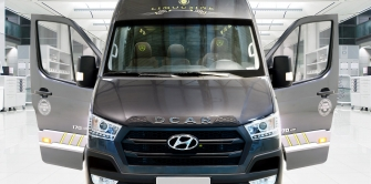 DCar X Plus - Hyundai Solati