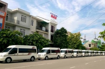 HAV Limousine - 10 xe DCar Limousine Huế và Đà Nẵng