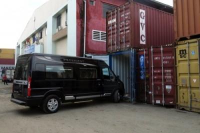 Khám phá nội thất chiếc xe Việt Nam xuất sang thị trường Kuwait
