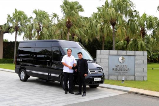Vận chuyển 5 sao: Dcar RB hoàn thiện chuỗi dịch vụ Resort