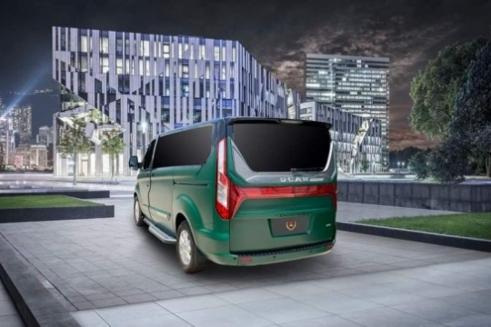 DCAR PRESIDENT - FORD TOURNEO